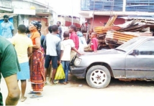Two children burn to death in Lagos fire